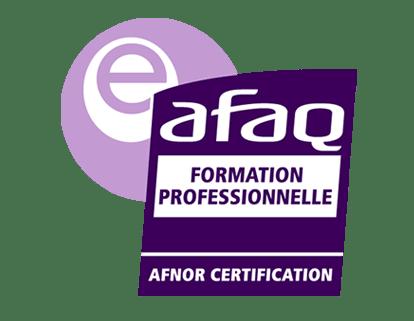 Logo qualité AFAQ-AFNOR